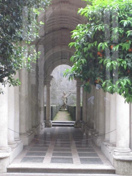 Perspectiva de Borromini